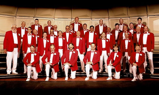 The Hunterdon Harmonizers.