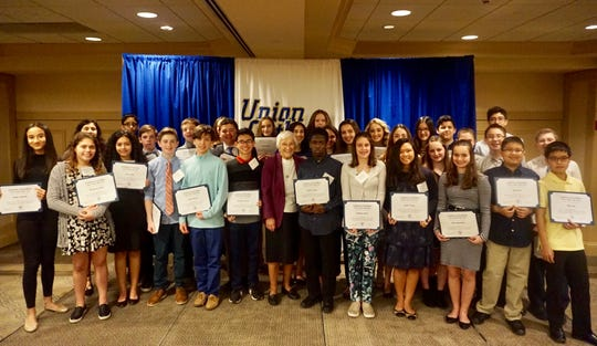 Union Catholic holds principal's reception for class of 2023