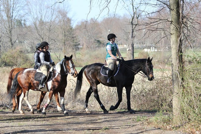 The annual Spring Private Horse Hunter Pace at Lord Stirling Stable is scheduled for Sunday, April 28.