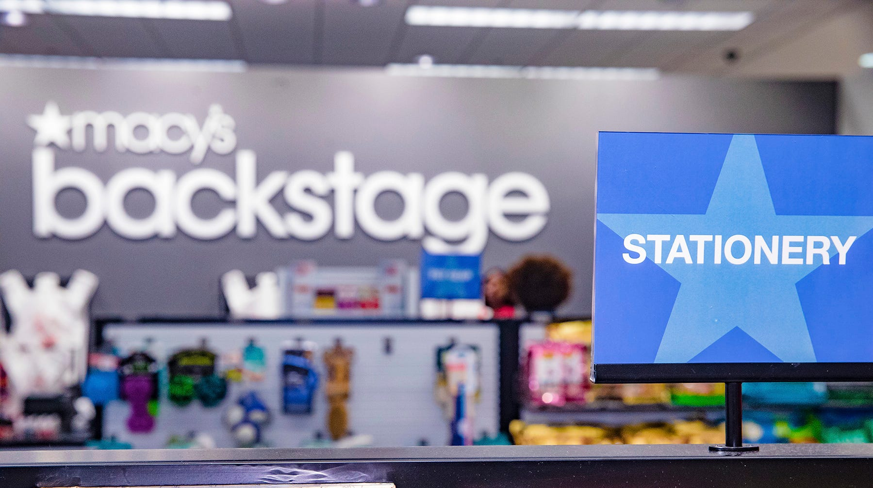 PHOTOS: Macy's Backstage opens at Menlo Park Mall in Edison