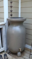 Rain barrel rebates are available to homeowners in the Regional Center communities of Bridgewater, Raritan, and Somerville. Information is available at www.regionalcenterpartnership.org.
