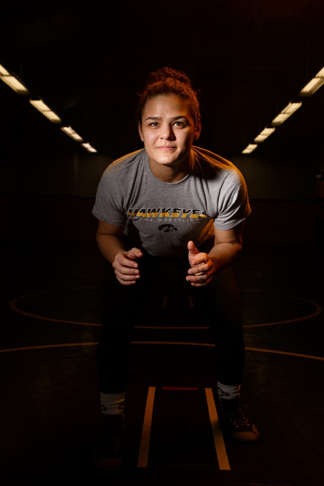 Iowa is home': Kayla Miracle aiming for next step in career with