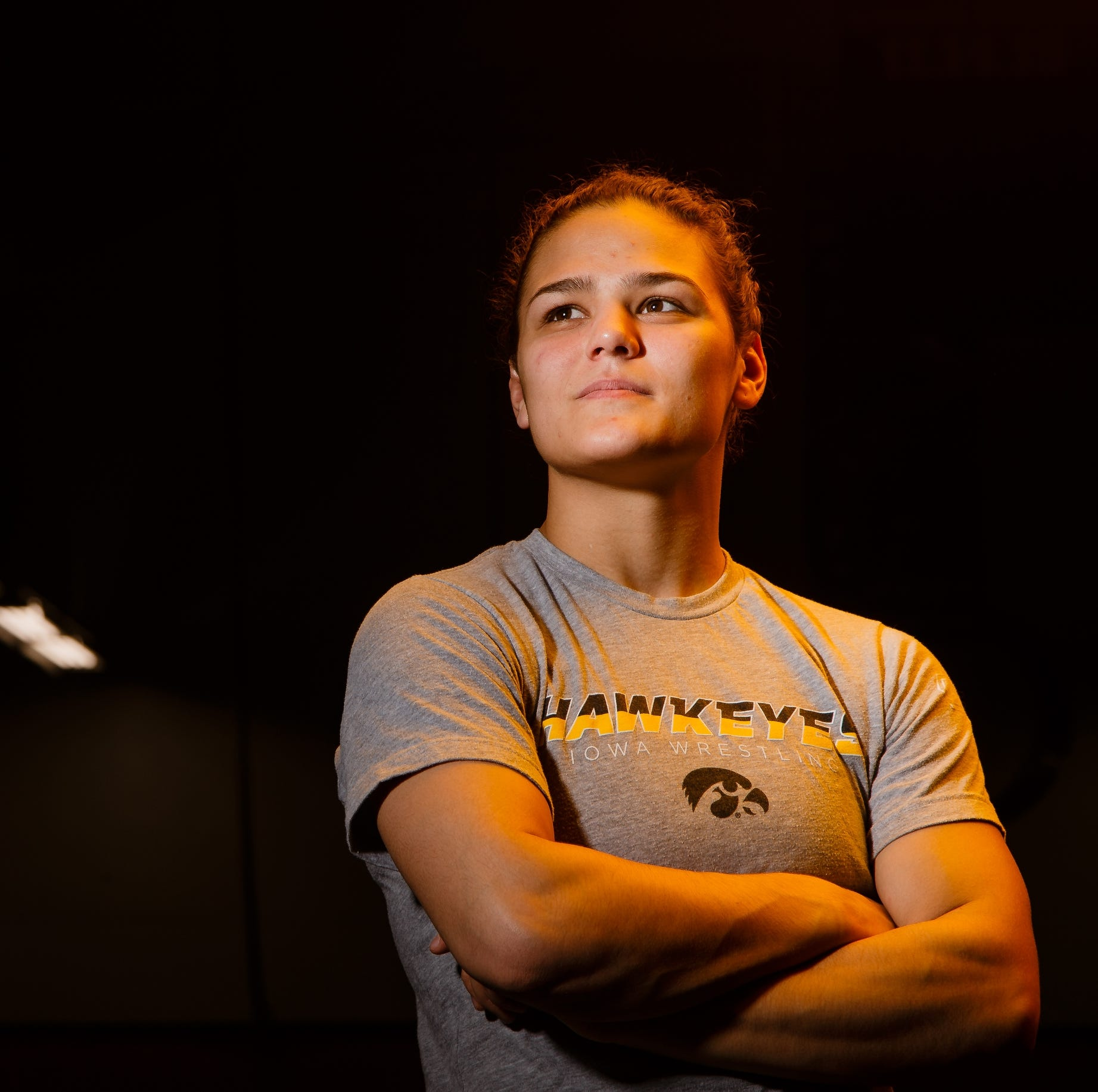 'Iowa is home': Kayla Miracle aiming for next step in career with Hawkeye Wrestling Club