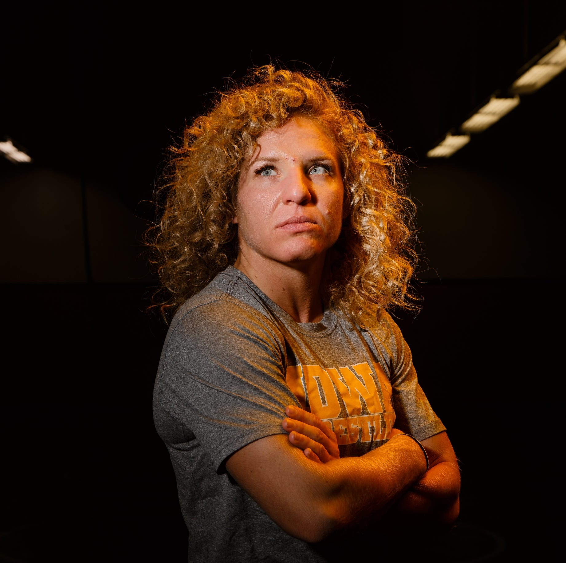 Lauren Louive seeks coaching opportunity following Hawkeye Wrestling Club career