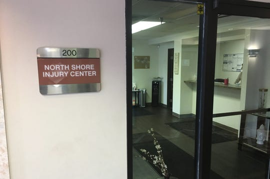 North Shore Injury Center in Royal Oak.