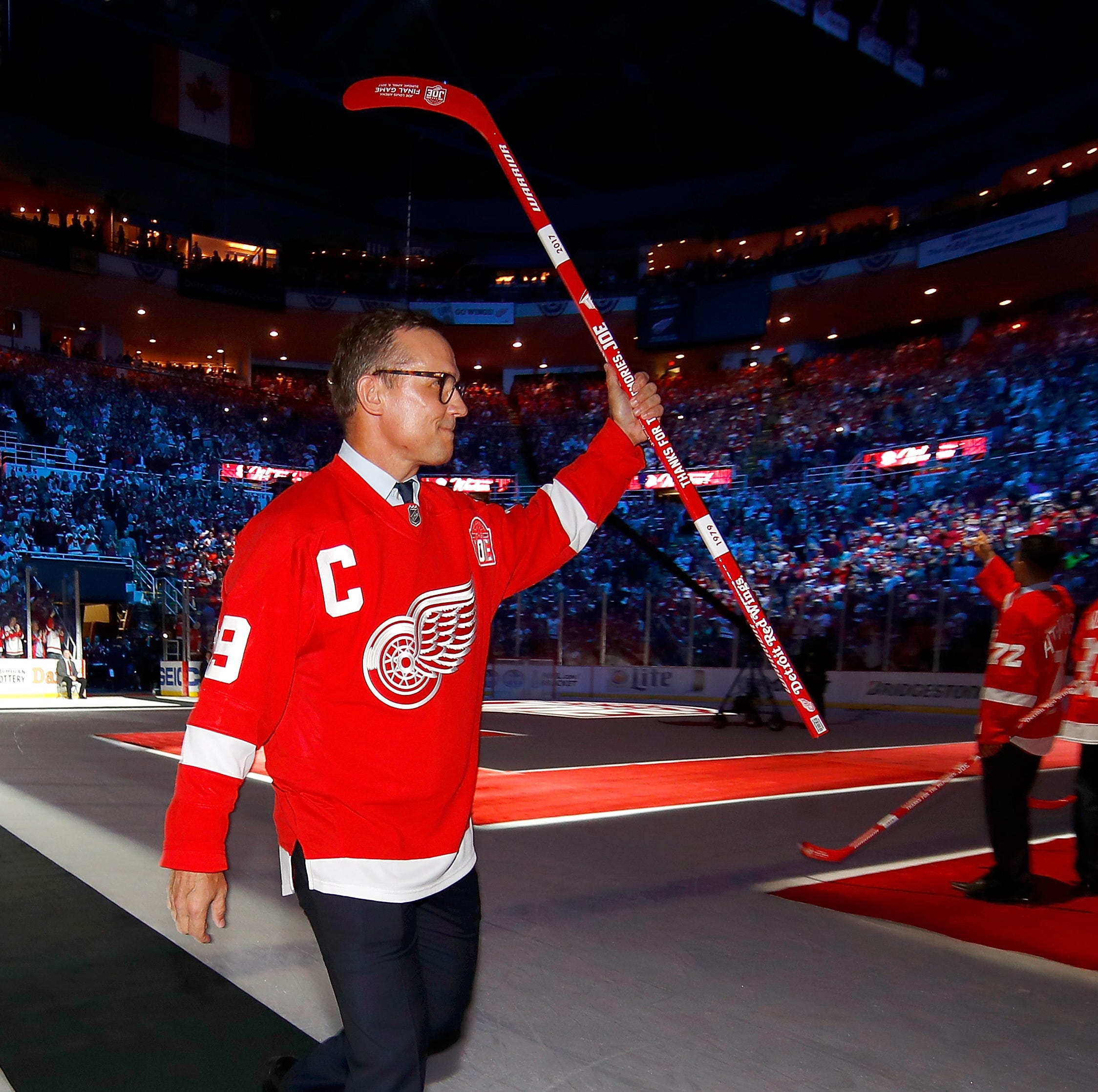 Steve Yzerman to be named Detroit Red Wings GM, will replace Ken Holland