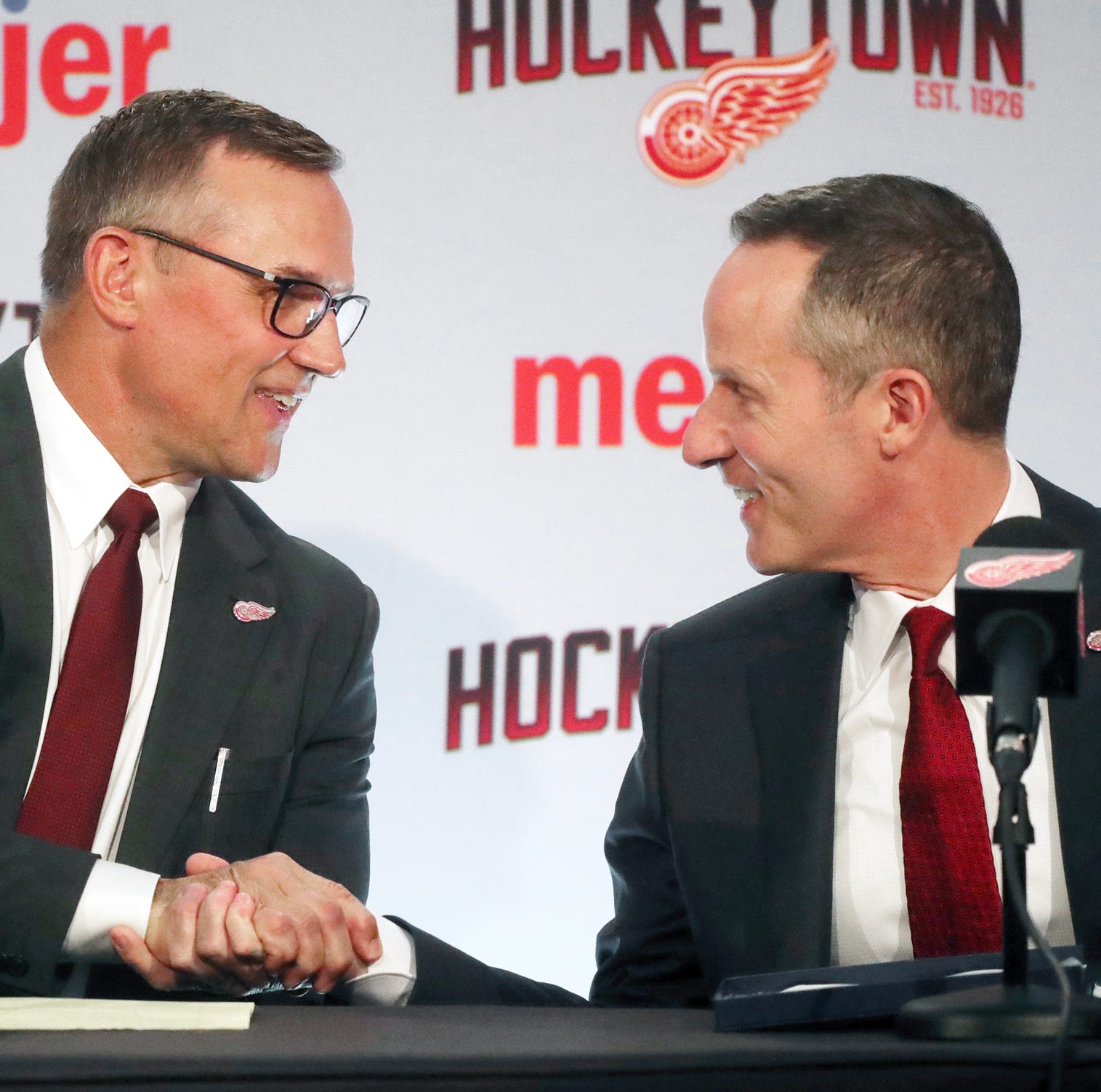Steve Yzerman named Detroit Red Wings' GM: His full opening statement