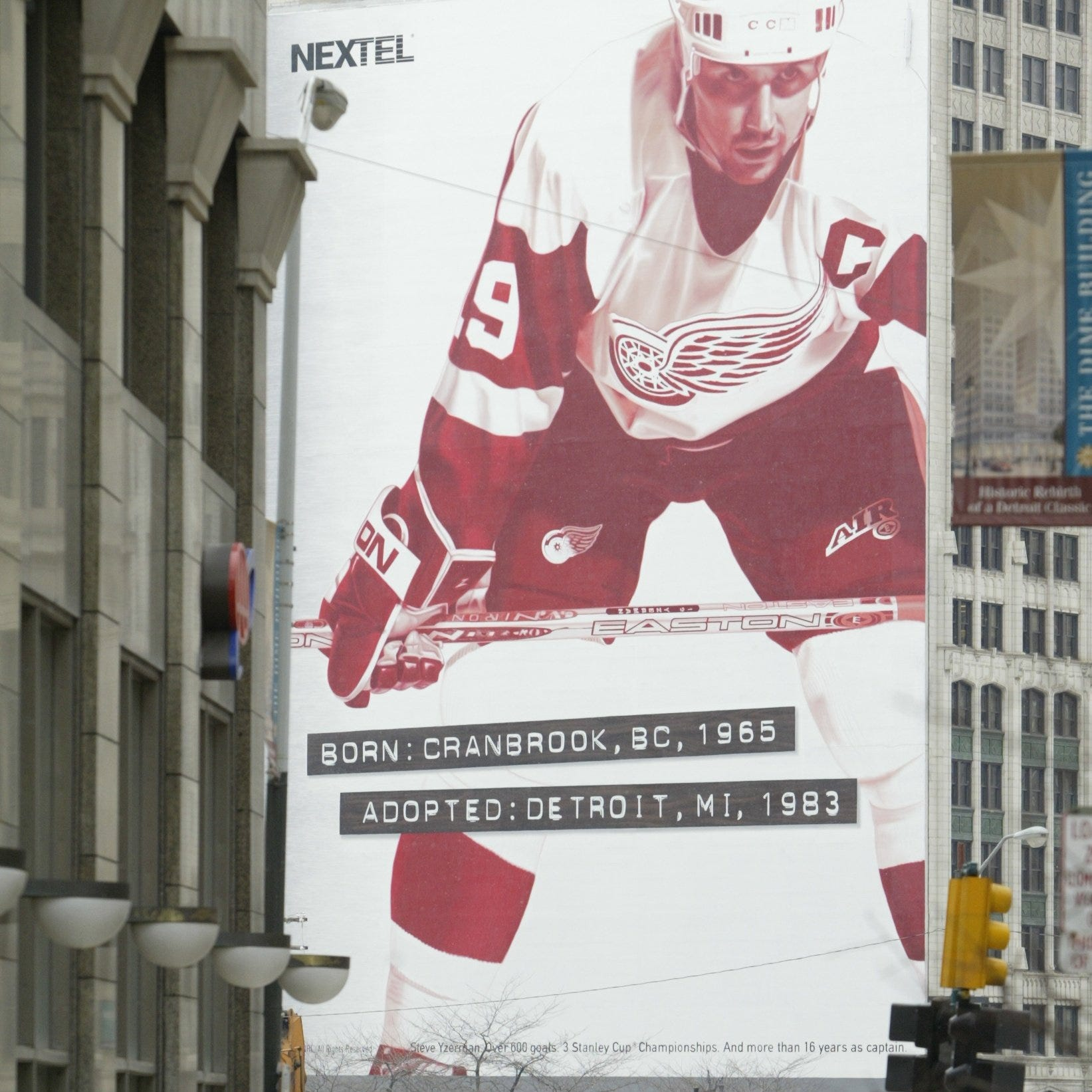 Mitch Albom: Steve Yzerman back in Detroit. Happy days are here again