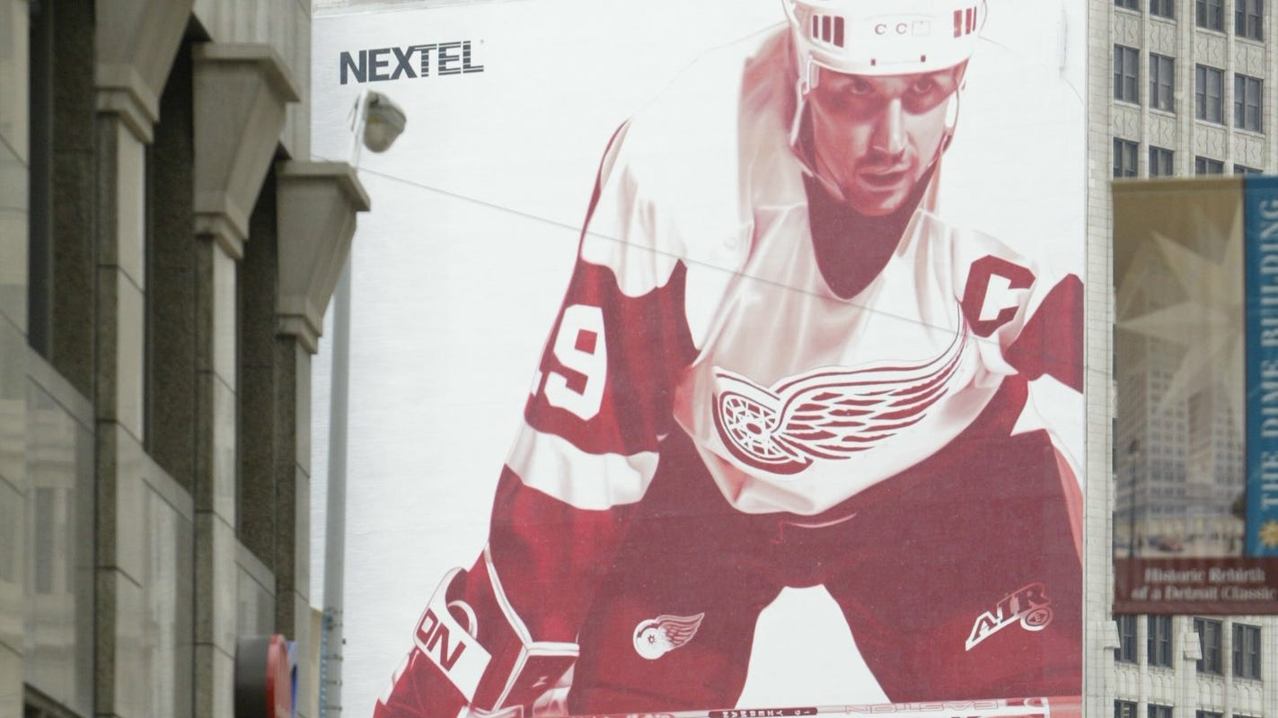 Mitch Albom: Steve Yzerman back in Detroit. Happy days are here again