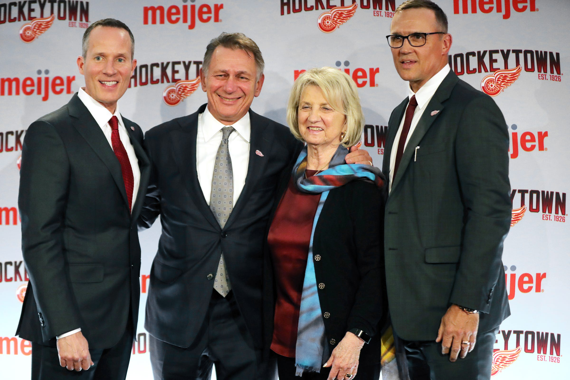 Steve Yzerman's return to Red Wings would have made Mr. I proud