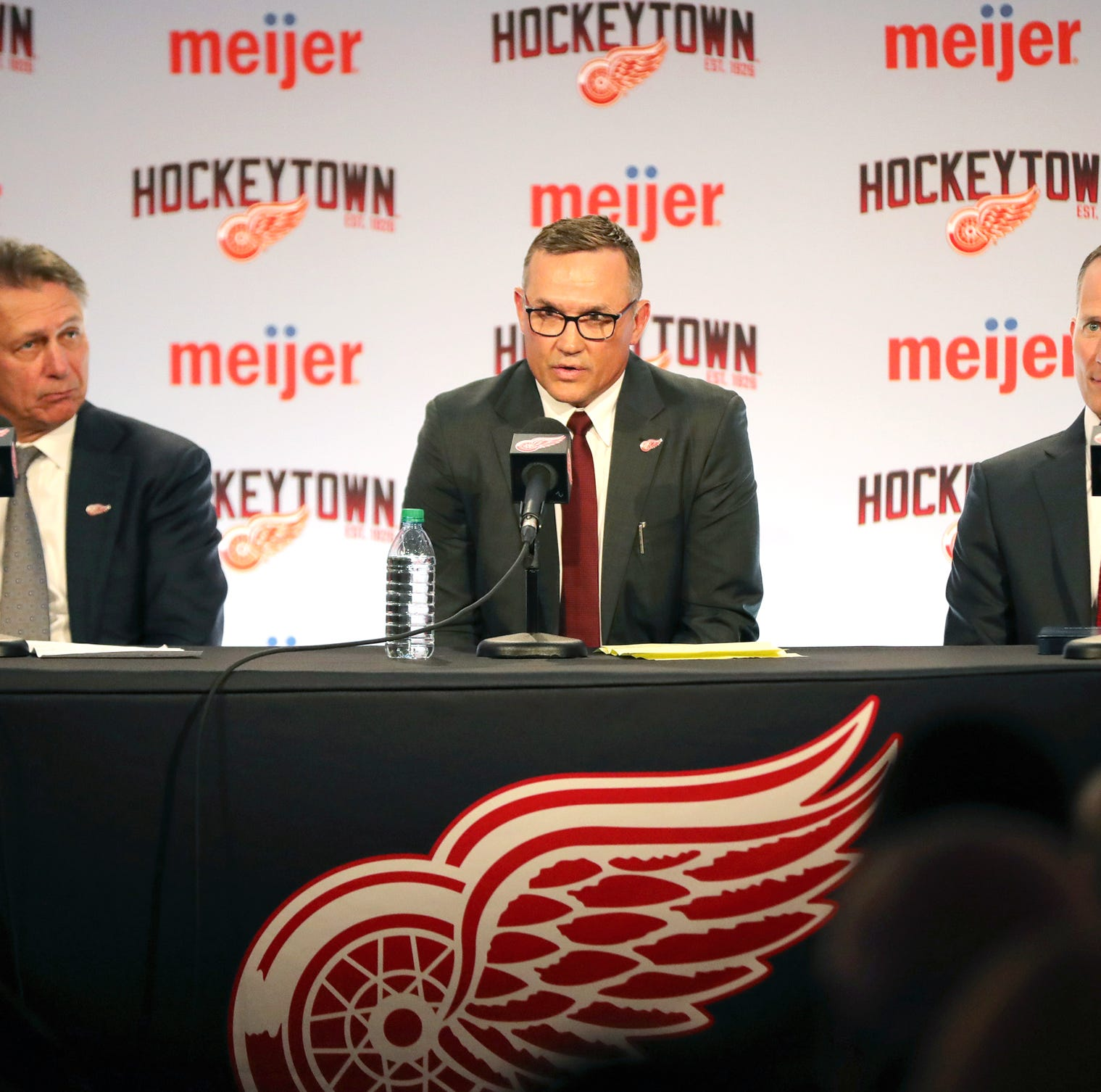 Timeline of Steve Yzerman's Detroit Red Wings hiring began last summer