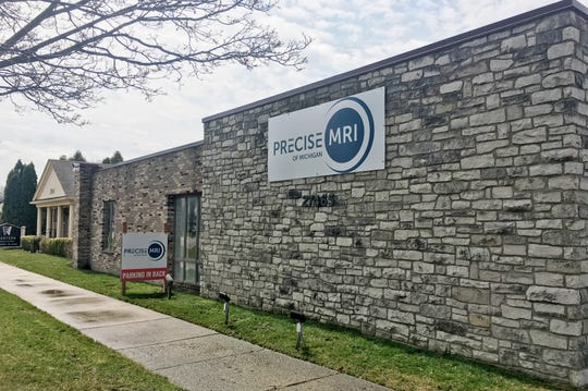 Precise MRI of Michigan in Lathrup Village.