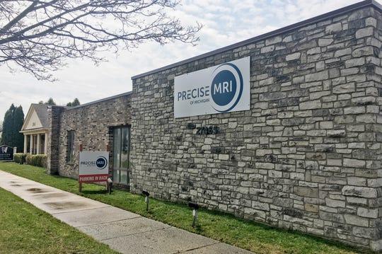 Precise MRI of Michigan in Lathrup Village.