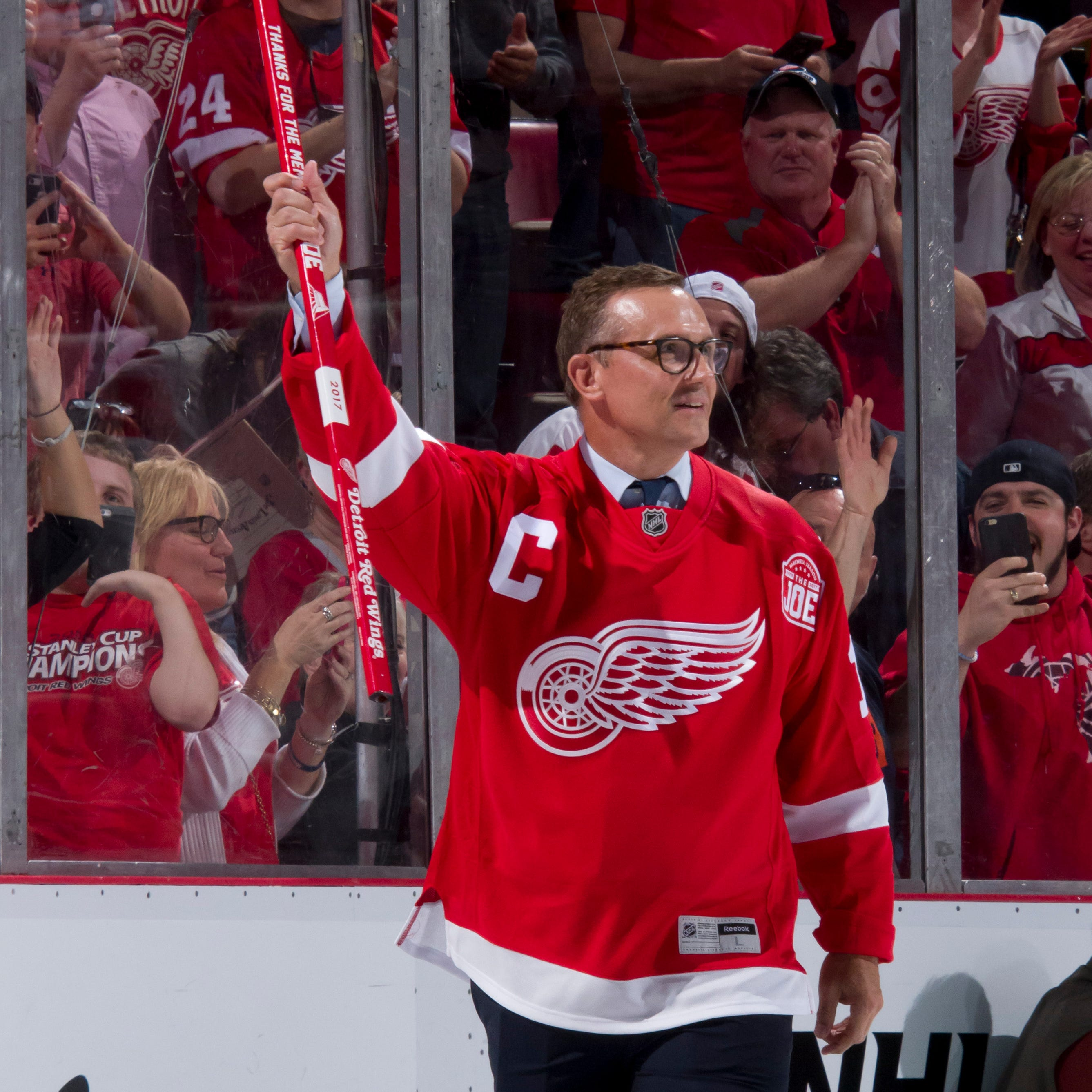 Red Wings announce news conference Friday with former captain Steve Yzerman