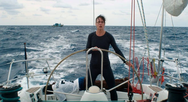 "Susanne Wolff finds tragedy at sea in ""Styx."""