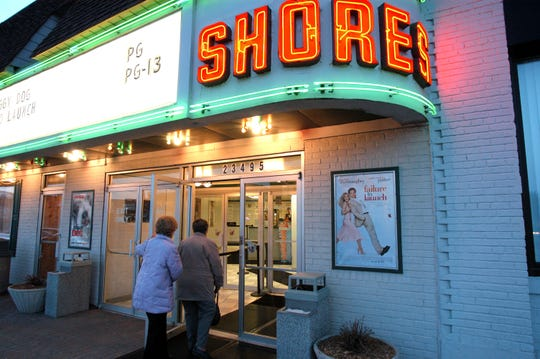 The Shores Theater in 2006.