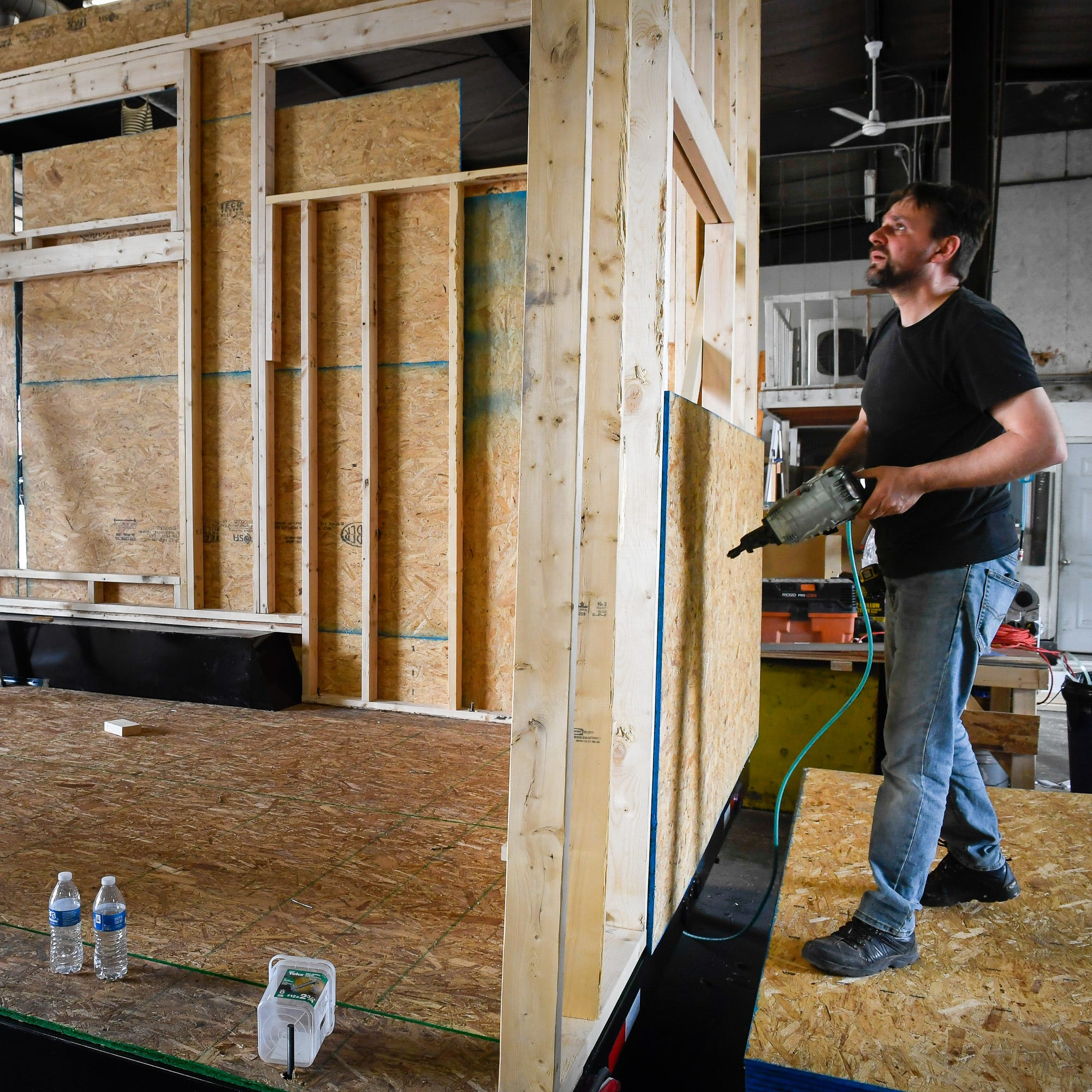 Tiny houses built in Vanderburgh, but it's illegal to live in one