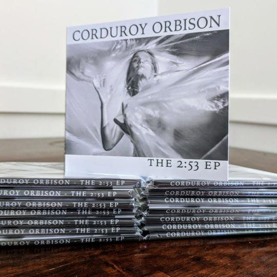 Corduroy Orbison's EP - The 2:53 EP.