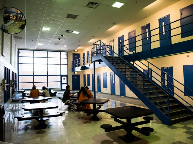 Larimer County Jail's inmate mental health care, suicide prevention