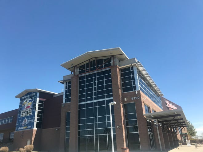 The University of Denver will serve as the host school NCAA West regional play at the Budweiser Events Center the next two seasons.