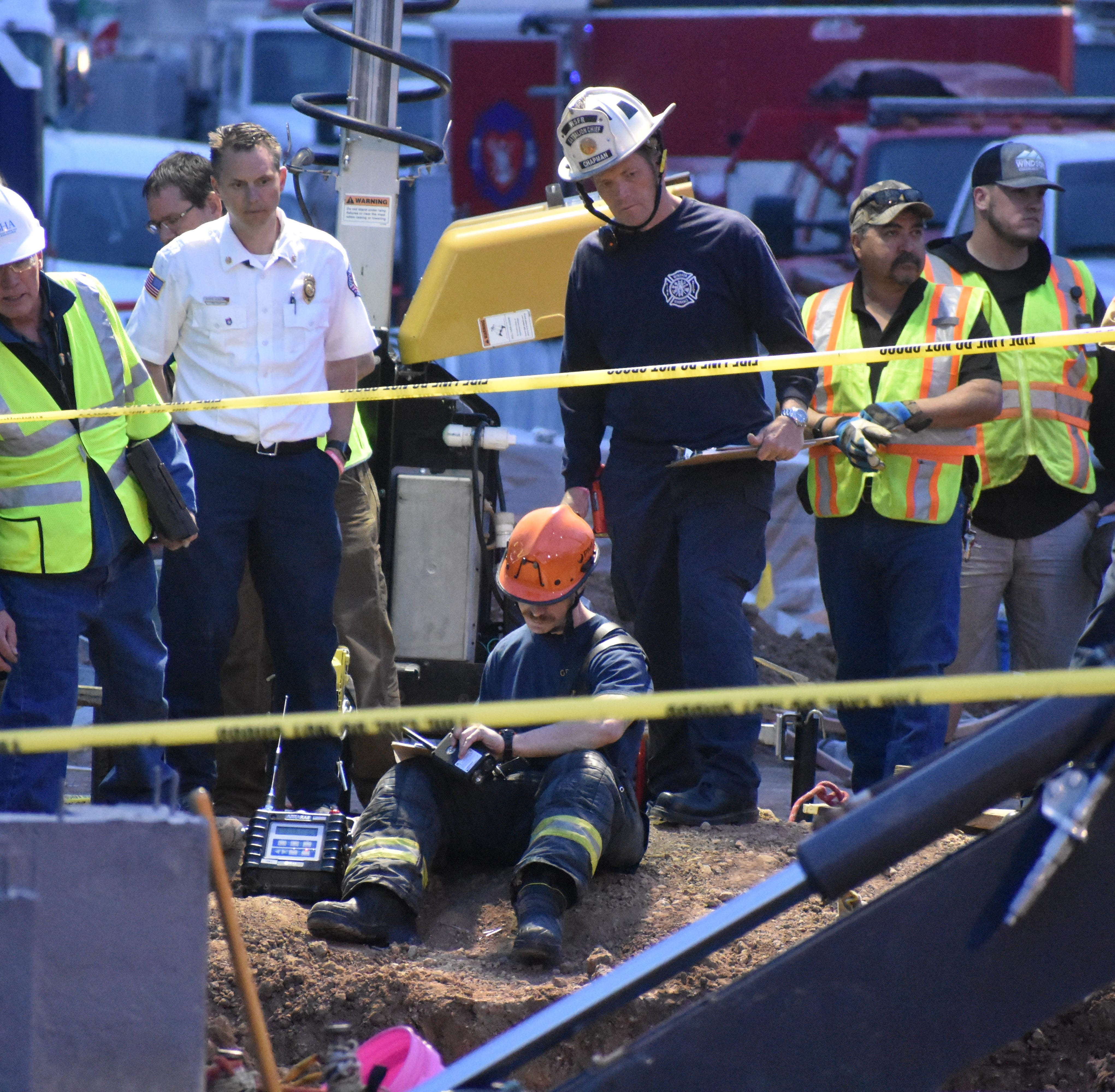 Windsor fire chief on fatal trench accident: 'This one will come to mind for all of us'