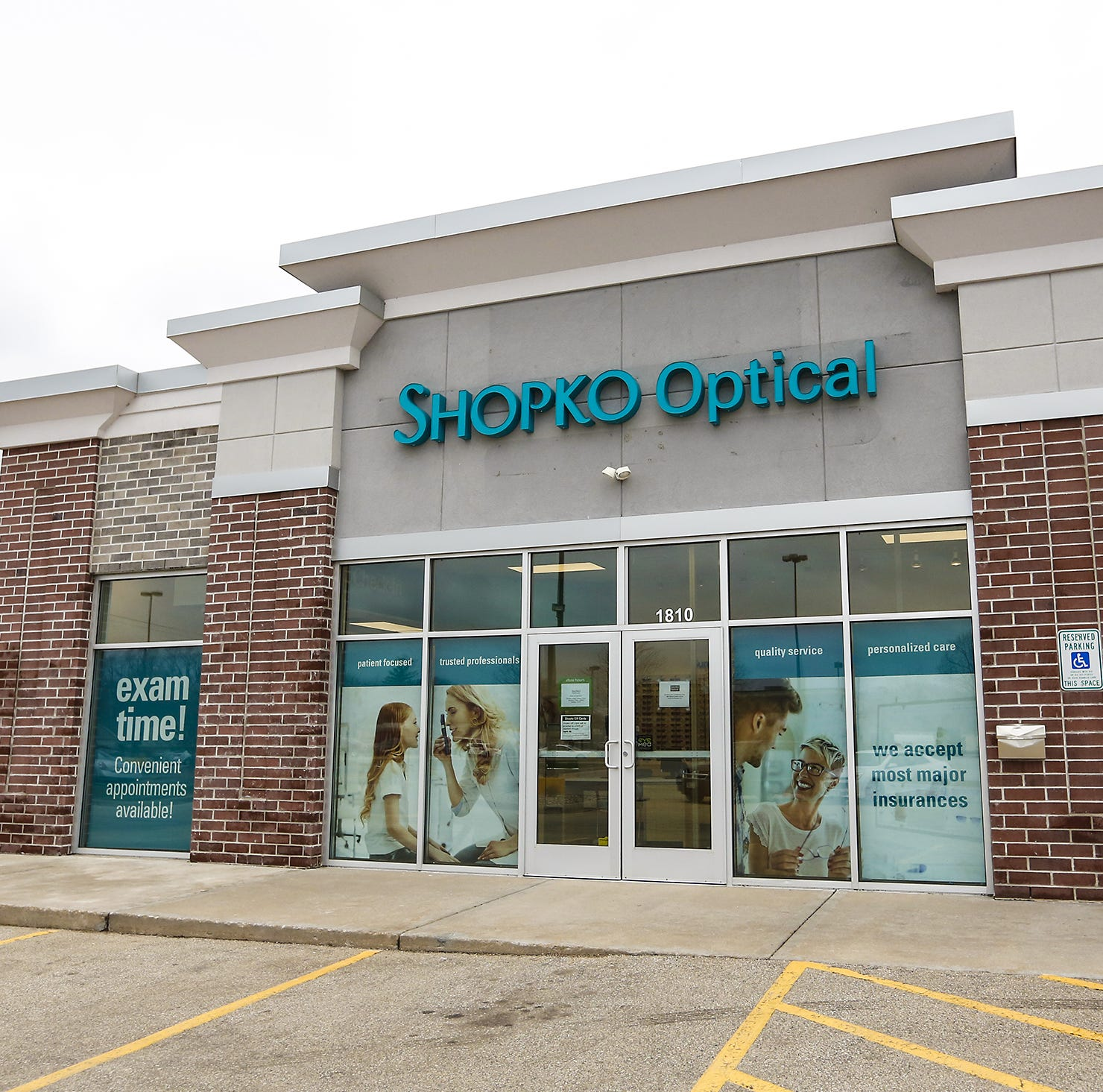 Shopko Optical sale done; email set up for info on new owners' plan to relocate 80 stores
