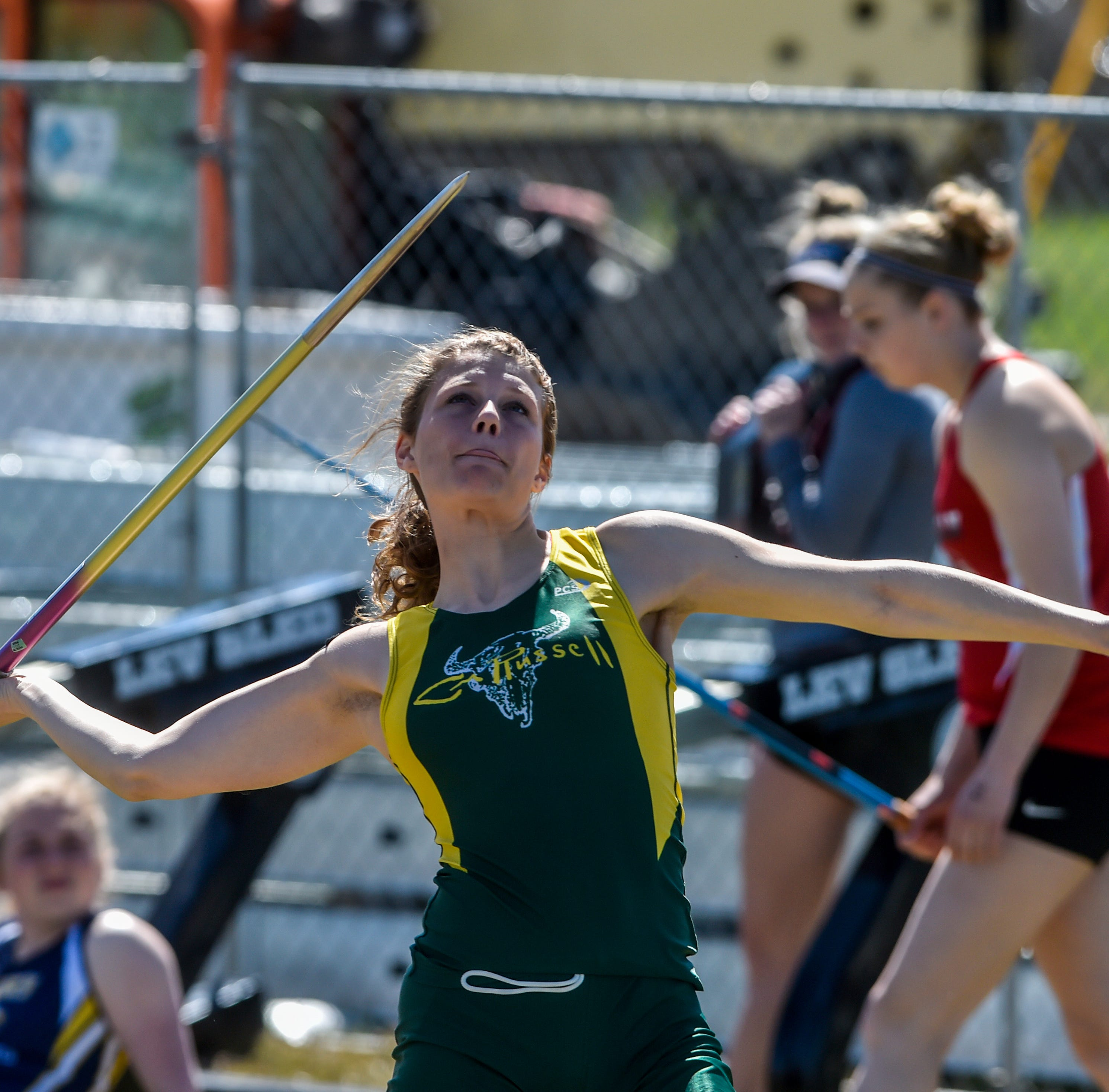 Results from Great Falls Optimist Track Meet