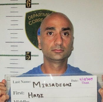 Pizza Hut purchase leads police to Hadi Mirsadeghi, accused of using stolen credit cards