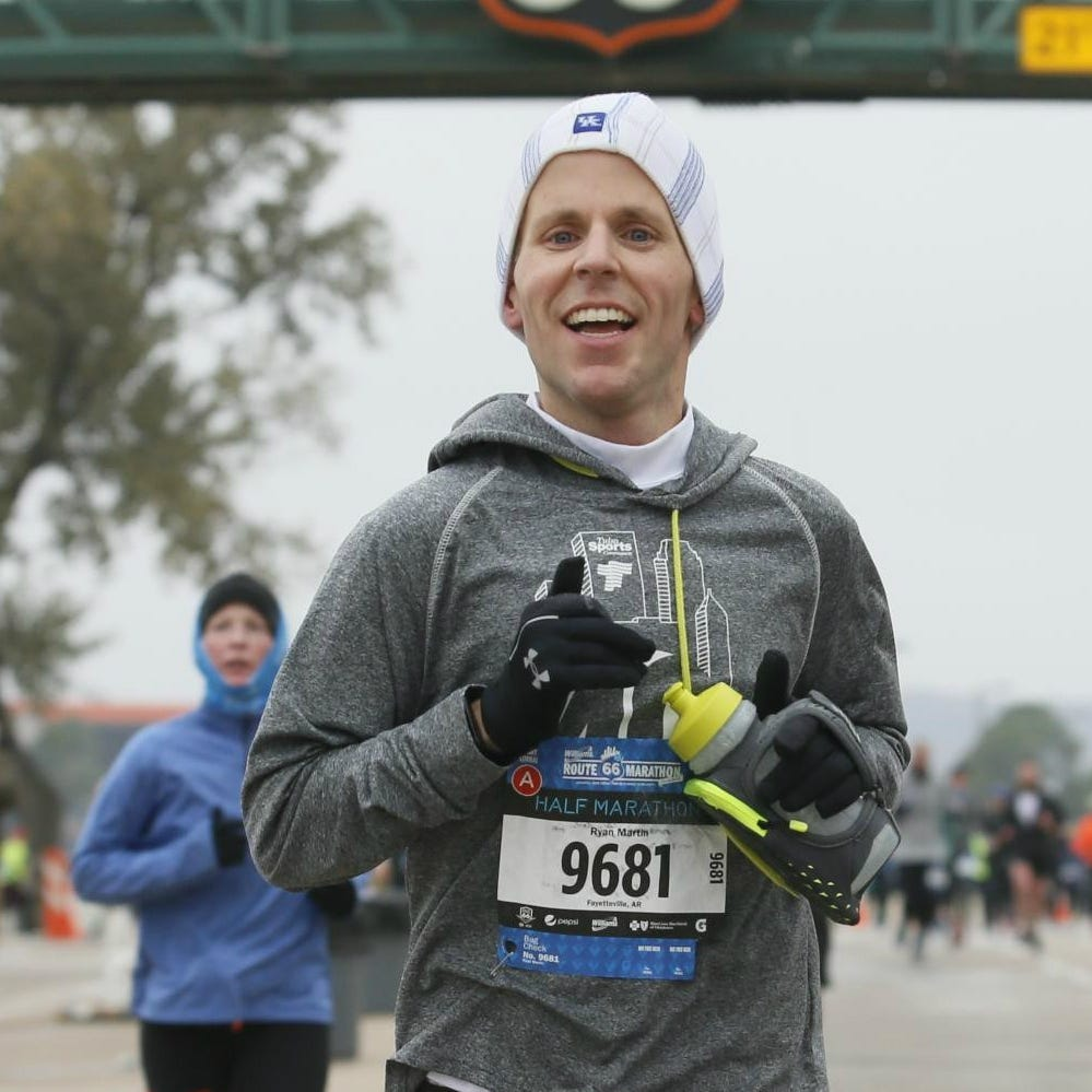 From his start as a 2-pound premie, Henderson native's race returns to Louisville