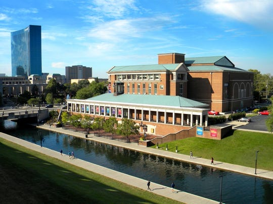 Concerts on the Canal will take place outside the Indiana History Center.
