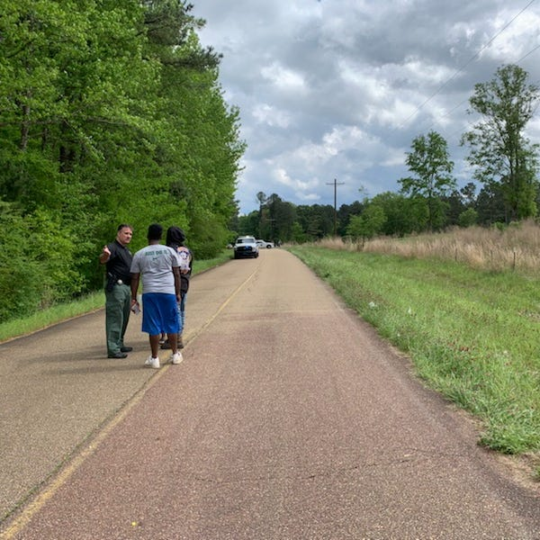 Teen in critical condition after reportedly falling from moving car, Hinds officials say