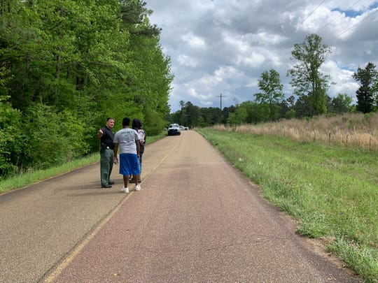 A 16-year-old girl was injured after reportedly falling from a moving car in Hinds County on April 19, 2019.