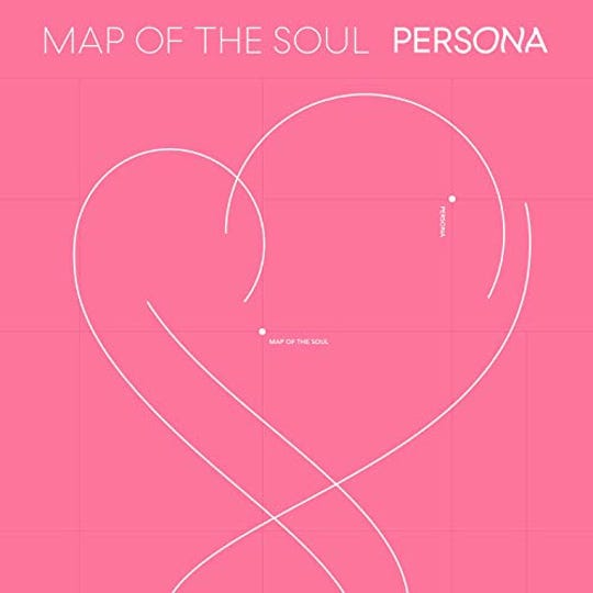"""Map of the Soul: Persona"" by BTS"