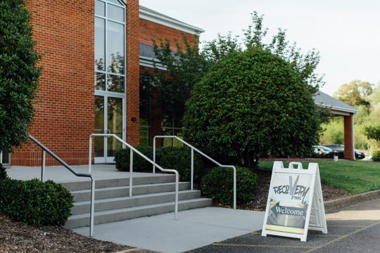 Recovery meets at Powell Church, 323 W. Emory Road.