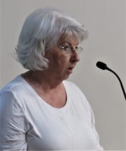A Union Road homeowner for over 40 years, Charlene Troutt was one of the residents who spoke at the MPC meeting on April 18. Her property will be directly impacted by the planned improvements.