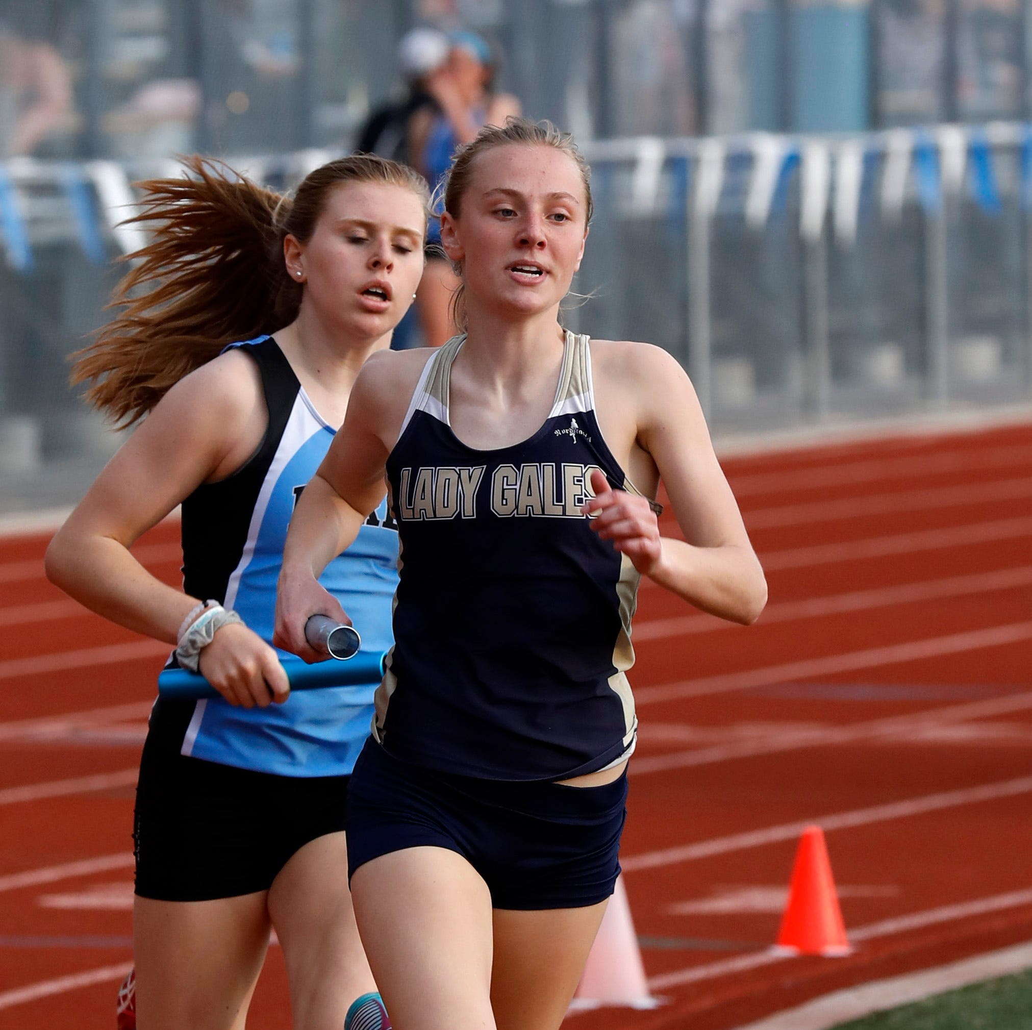Lancaster boys and girls win 53rd annual Fulton Relays