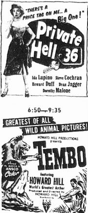 This ad ran in the March 17, 1955 Lancaster Eagle-Gazette