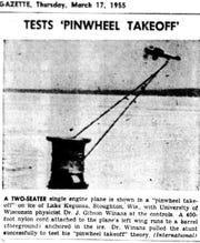 This ran in the March 17, 1955 Lancaster Eagle-Gazette.