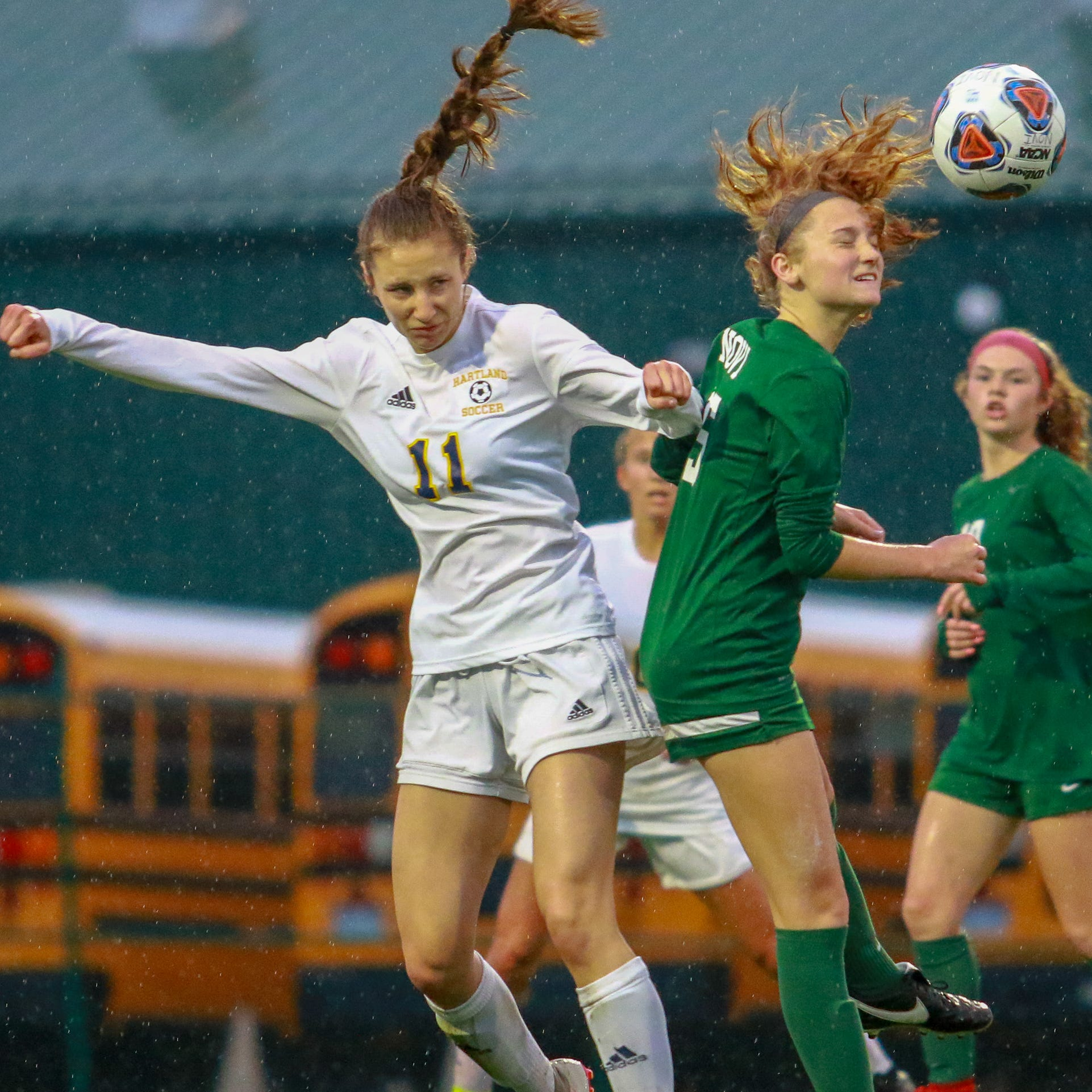 No. 6 Hartland looks to regroup after first soccer loss to No. 1 Novi