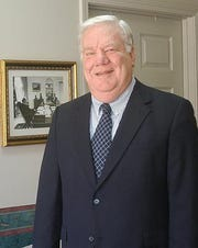 Carroll Hubbard, 2005 photo