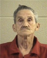 James Gilbert Crick, 63, was sentenced to 20 years in prison Thursday for a bank robbery in Dalton, Georgia. Crick had been on lifetime parole for a 1973 murder in Christian County, Kentucky.
