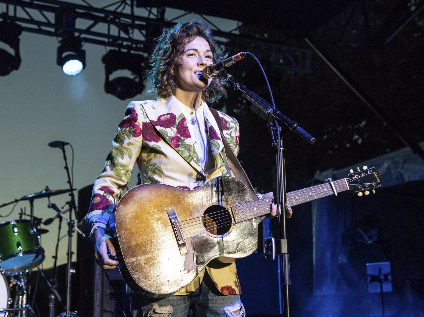 Grammy Award winner Brandi Carlile booked for Lansing's Common Ground Music Festival