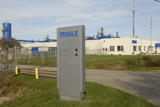 Mahle Engine Components, USA,  in St. Johns.