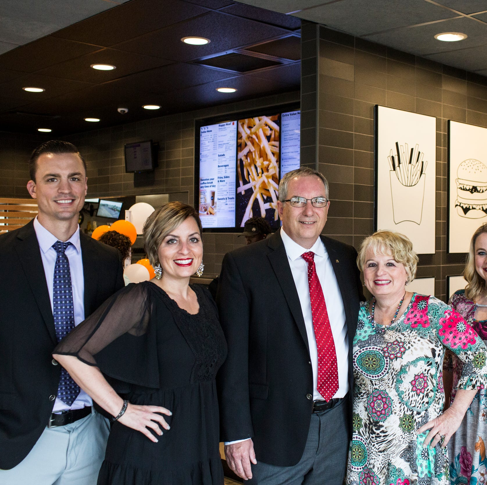 McDonald's dynasty: Why a family moved from Illinois to Collierville to grow their business