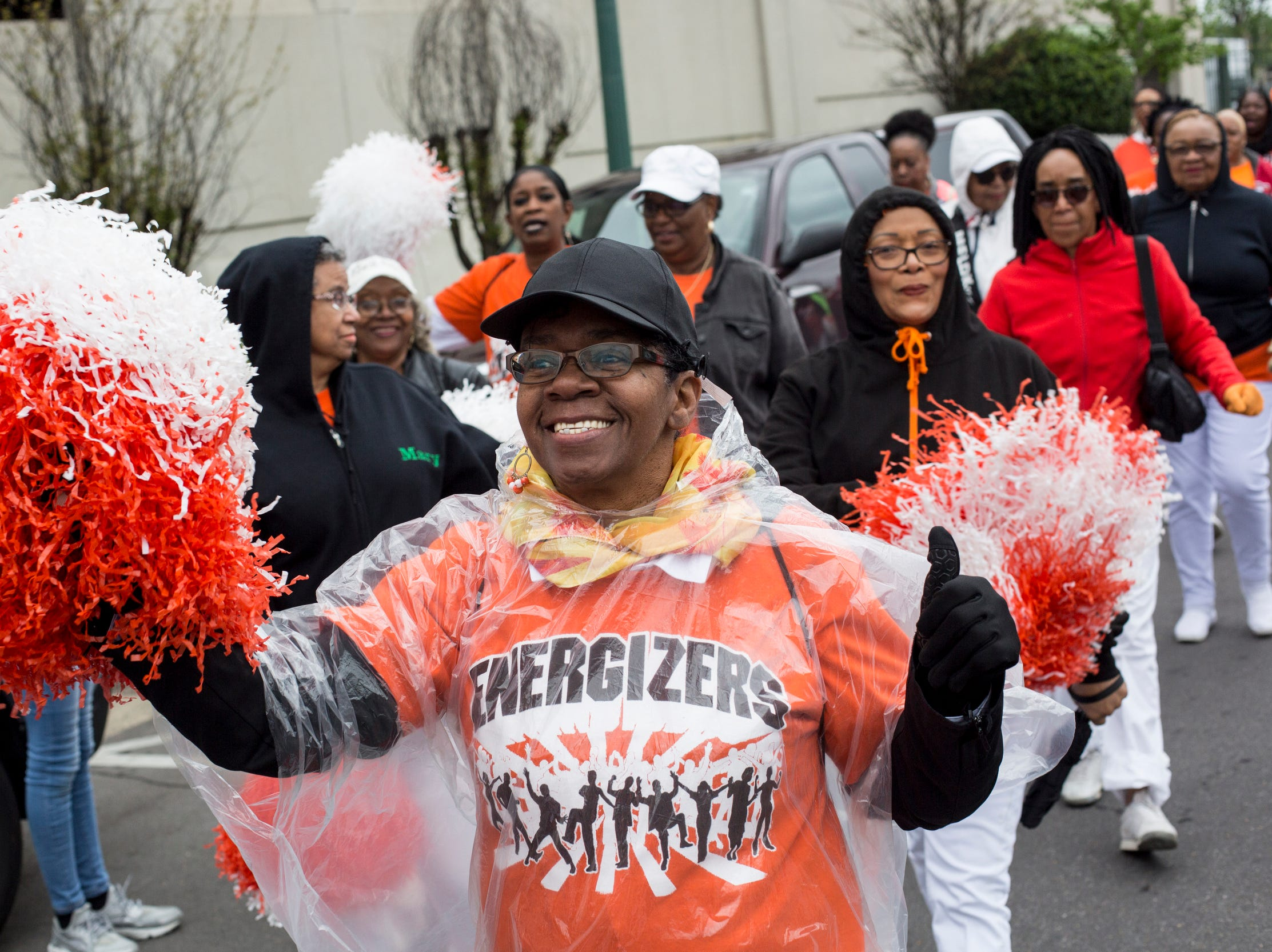 The Africa in April International Diversity Parade heads down Second Street on on Friday, April 19, 2019. The 33rd annual Africa in April Cultural Awareness Festival runs through April 21 at Robert Church Park.
