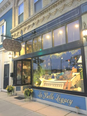 La Belle Legacy's owner Jean Niebler announced the Oconomowoc store is for sale.
