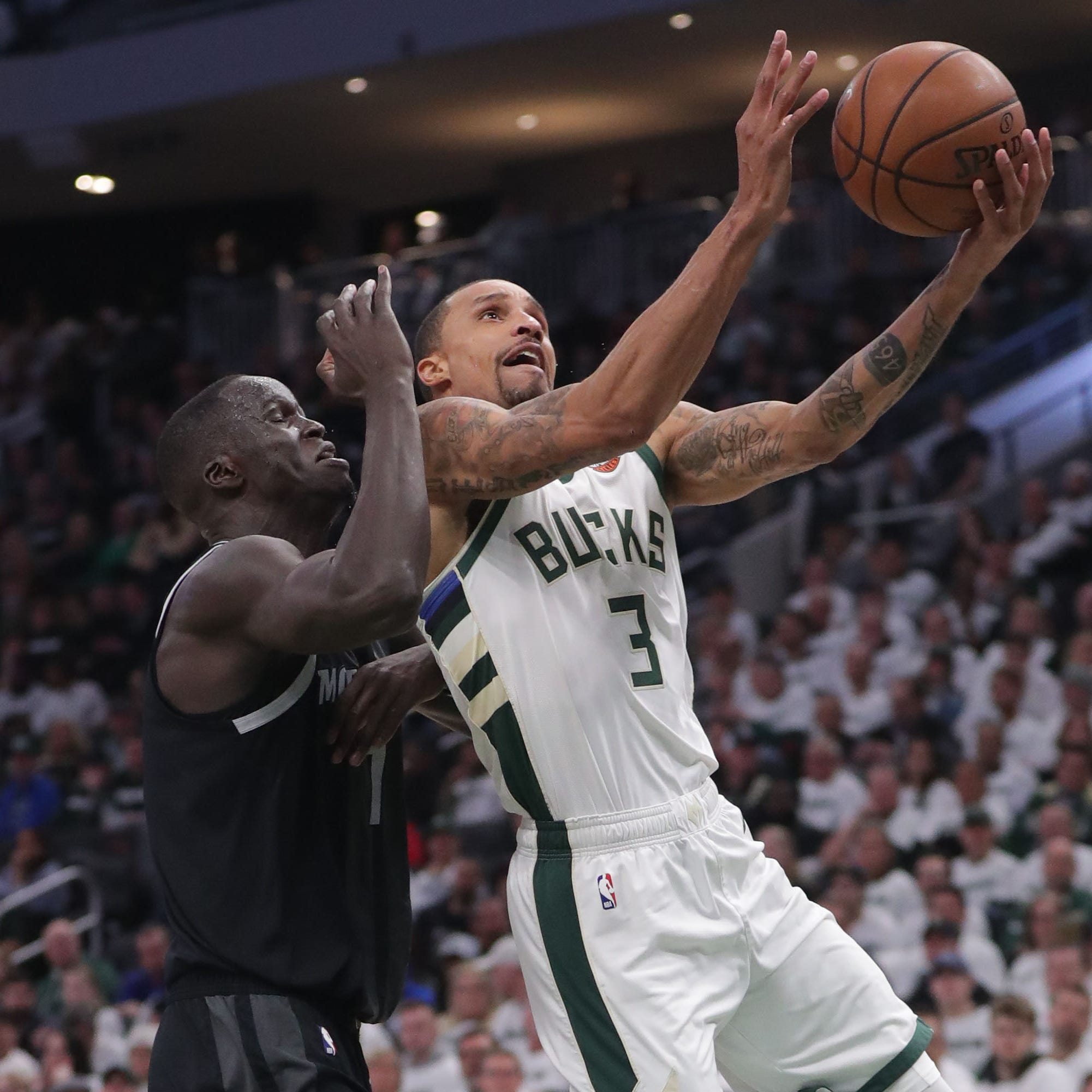 What to expect when the Bucks take their show on road in the playoffs