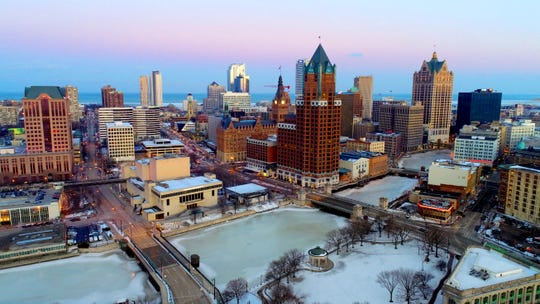 "Milwaukee looks so calm and respectable from the drone point of view. But the new ""Milwaukee Noir"" anthology suggests some tawdry things are going on here."