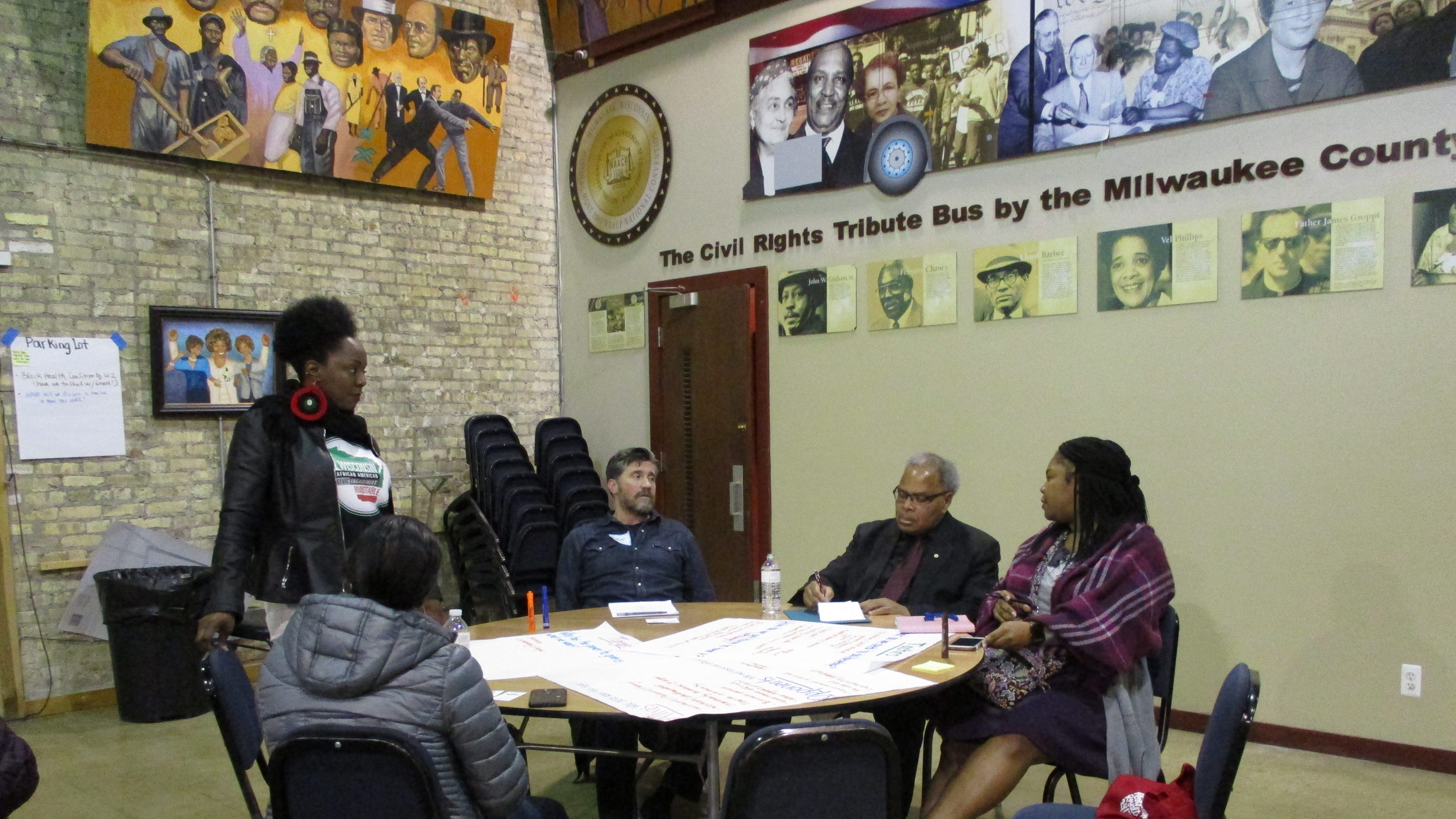 Community activists debate what should be next for St