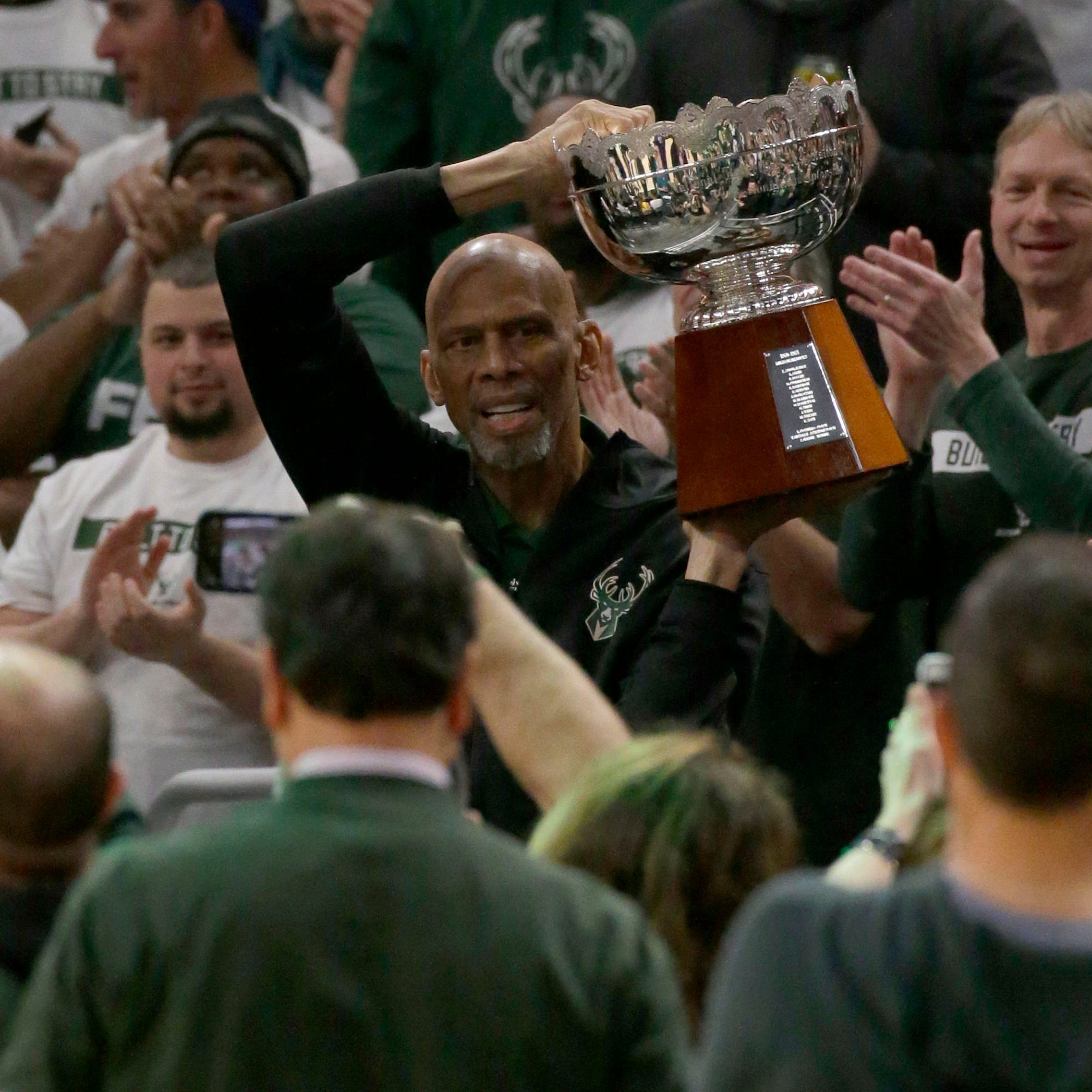 Nickel: Long after he left, Kareem Abdul-Jabbar is rooting for Bucks – and Milwaukee – once again